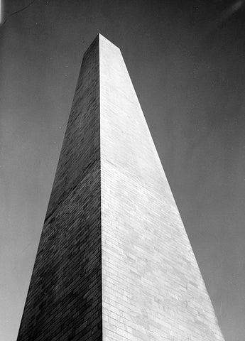 Washington Monument, High ground West of Fifteenth Street, Northwest, between Independence & Constitution Avenues, Washington, District of Columbia, DC 36
