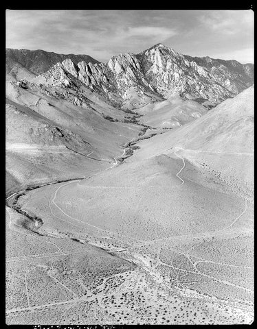 Los Angeles Aqueduct, From Lee Vining Intake (Mammoth Lakes) to Van Norman Reservoir Complex (San Fernando Valley), Los Angeles, Los Angeles County, CA 27