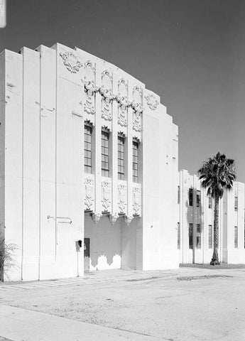 National Home for Disabled Volunteer Soldiers, Pacific Branch, Mess Hall, 11301 Wilshire Boulevard, West Los Angeles, Los Angeles County, CA 6