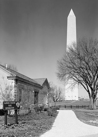 Washington Monument, High ground West of Fifteenth Street, Northwest, between Independence & Constitution Avenues, Washington, District of Columbia, DC 47