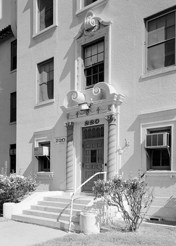 National Home for Disabled Volunteer Soldiers, Pacific Branch, Administration Building, 11301 Wilshire Boulevard, West Los Angeles, Los Angeles County, CA 2