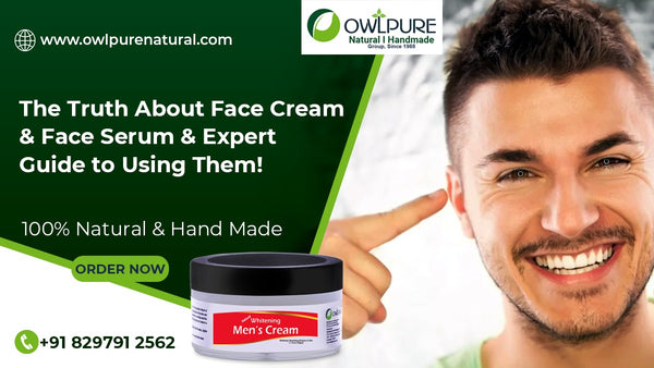 The Truth About Face Cream & Face Serum & Expert Guide to Using Them!