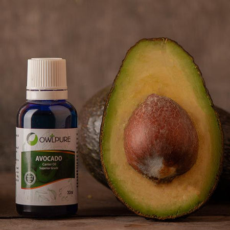 Avocado Carrier Oil
