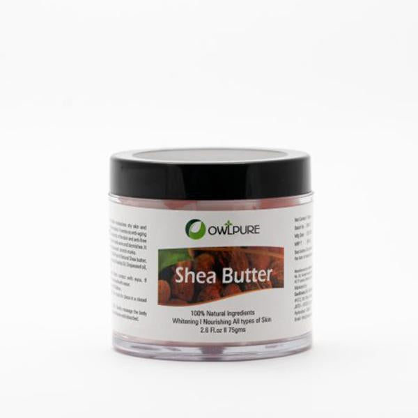 Natural Shea Butter Cream