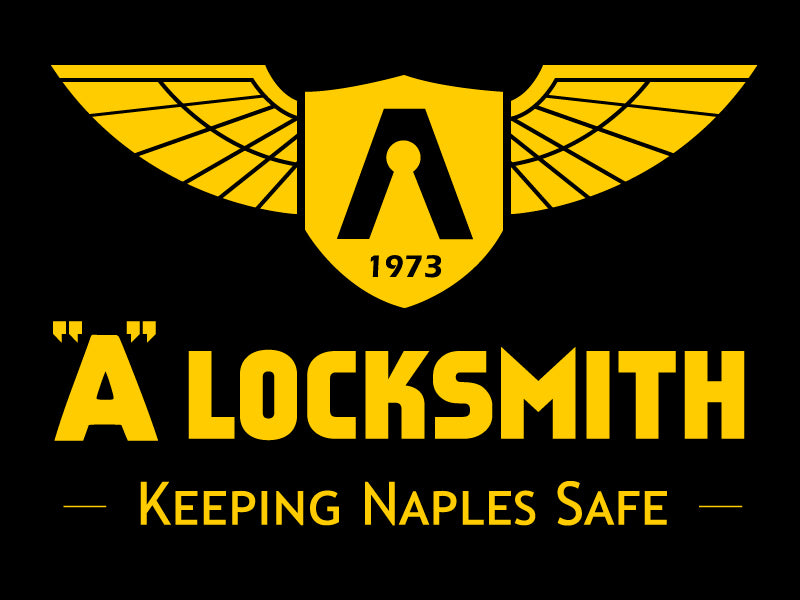 A Locksmith Naples Logo