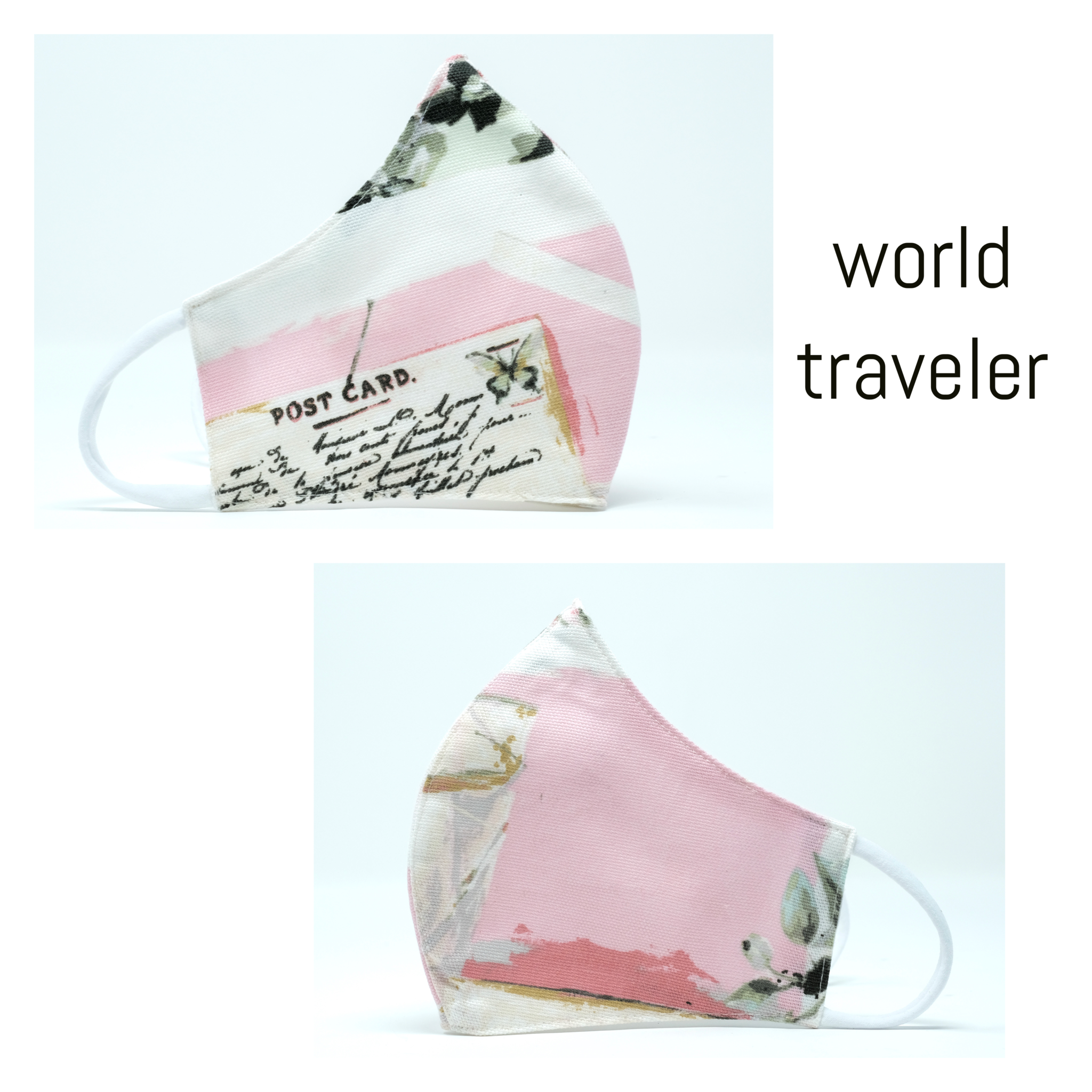Face Covering in World Traveler