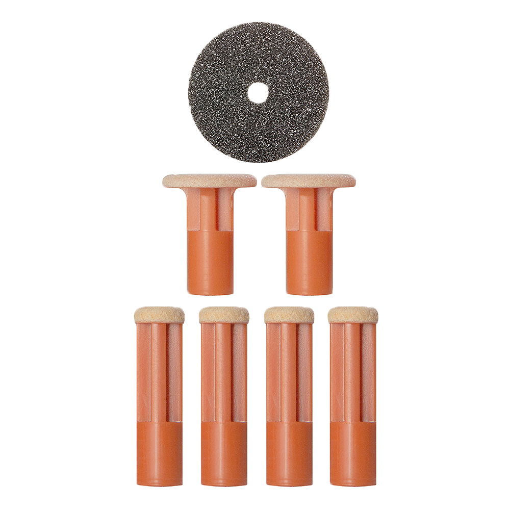 Orange Replacement Discs - Coarse
