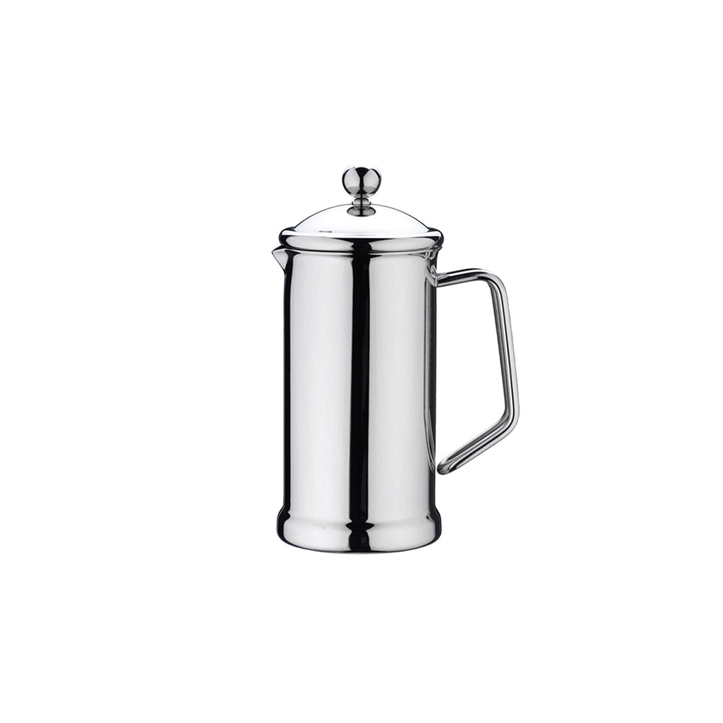 CAFE STAL: MIRROR FINISH STAINLESS STEEL CAFETIERE (3 CUP)