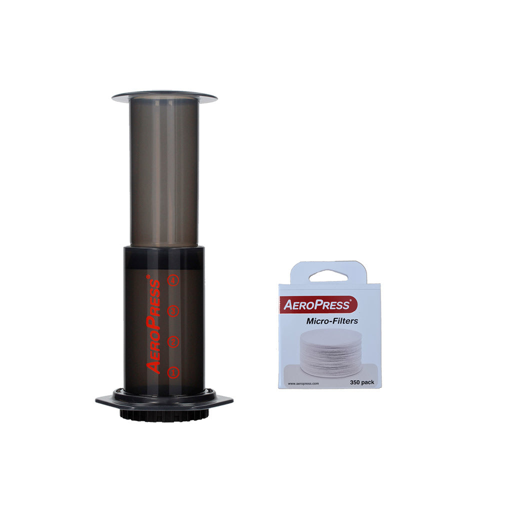 Aeropress Coffee Maker With Extra Filters
