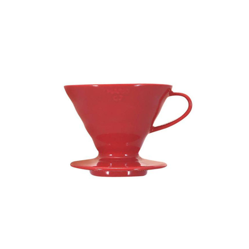 Hario Ceramic Red V60 Dripper 02