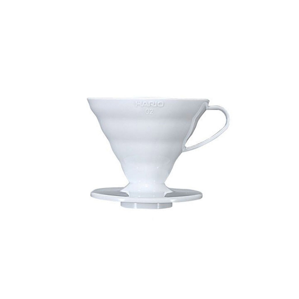 Hario V60 Dripper Ceramic White 02