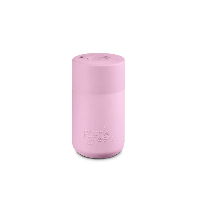 Frank Green Lilac Haze Pink Reusable Cup 340ml