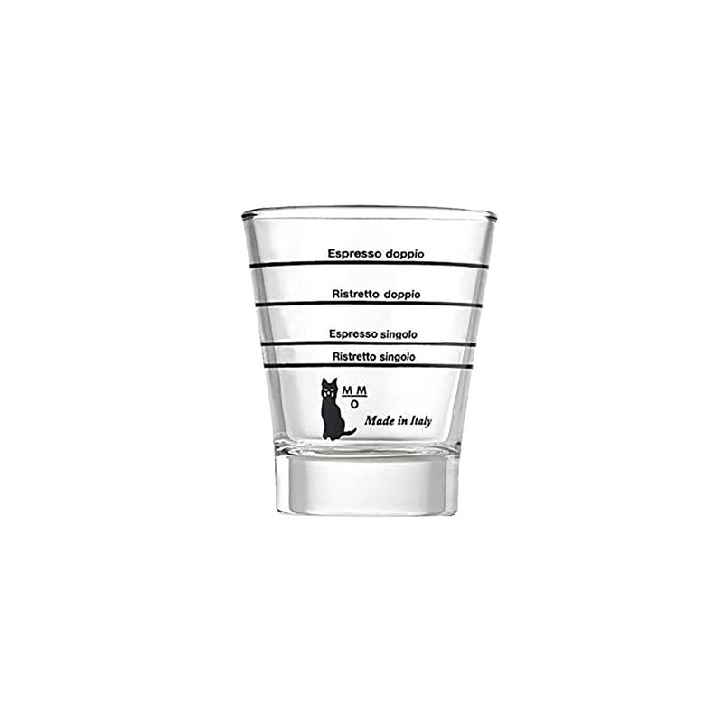 Motta Espresso Lined Shot Measure Glass