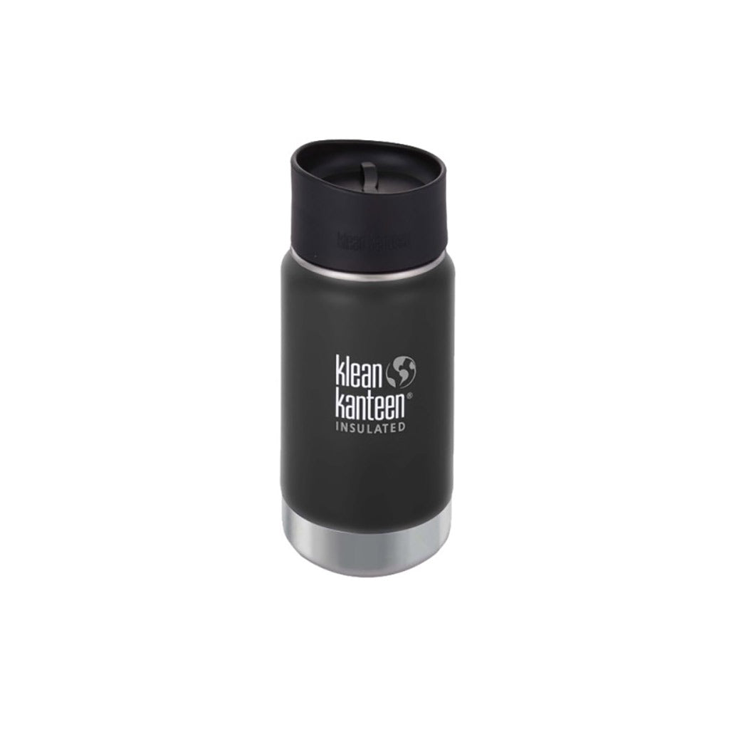 Shale Black Klean Kanteen Insulated 355ml Coffee Cup Stainless Steel