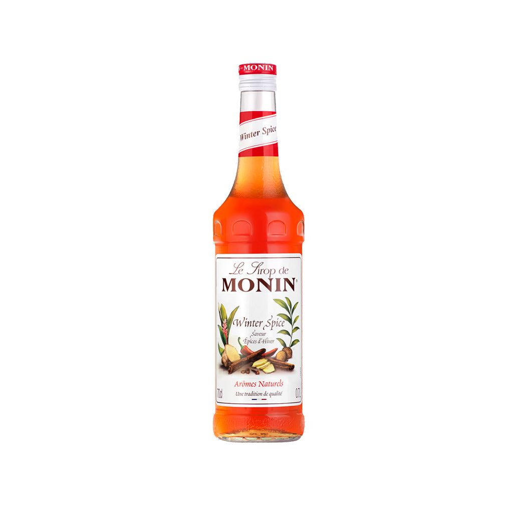 Monin Winter Spice Syrup 70cl
