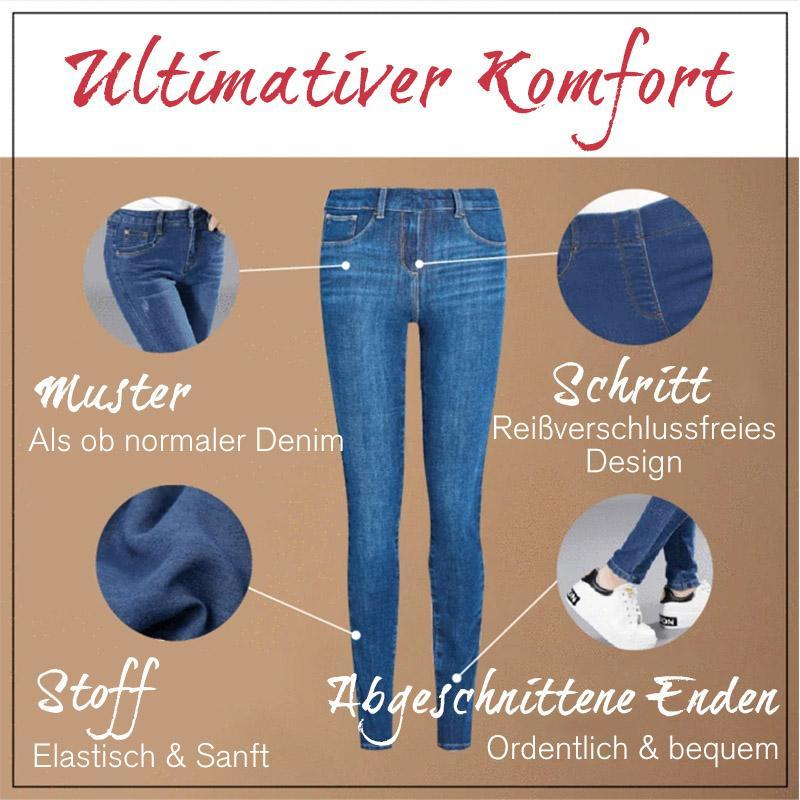 Perfekte Jeans-Leggings