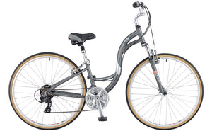 2014 KHS Westwood Ladies Comfort Hybrid Bicycle - *CLOSEOUT*