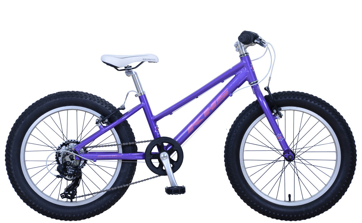 "2019 KHS Raptor+ 20"" Youth Mountain Bicycle - *CLOSEOUT*"