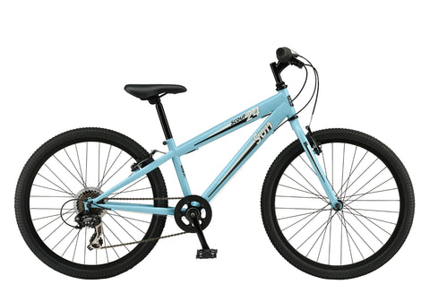 "Sun Scout 7 24"" Youth Mountain Bicycle"