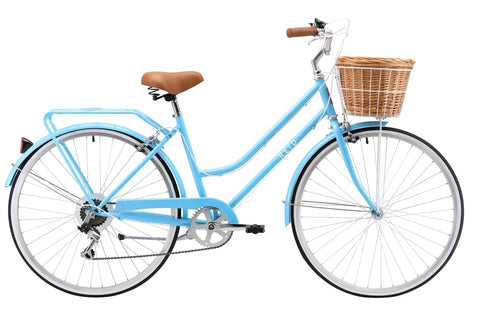 Reid Ladies Classic Vintage 7-Speed, Baby Blue - *COMING SOON*