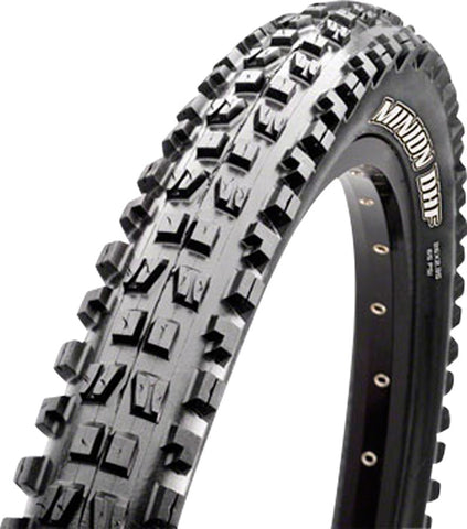 "Maxxis Minion DHF Folding Tire: 27.5 x 2.30"", 60tpi, 3C, EXO, Tubeless Ready, Black"