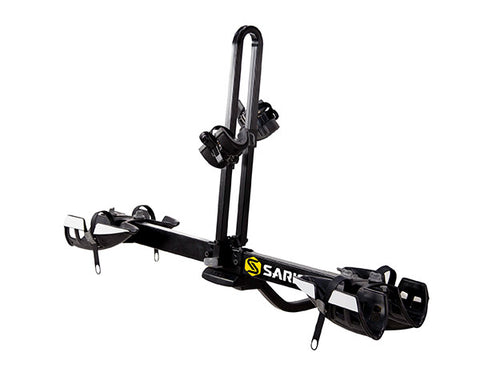 Saris Freedom EX 2-Bike Hitch Rack. Includes BONUS GIFT.