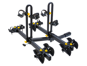 Saris Freedom 4-Bike Hitch Rack. Includes BONUS GIFT.