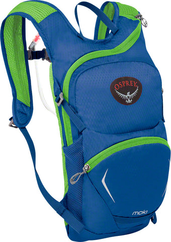 Osprey Moki Kids Hydration Pack, 1.5L Reservoir
