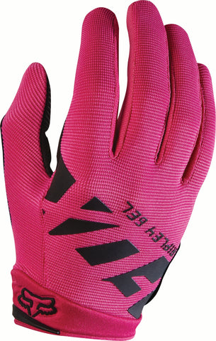 Fox Racing Ripley Gel Women's Full Finger Glove