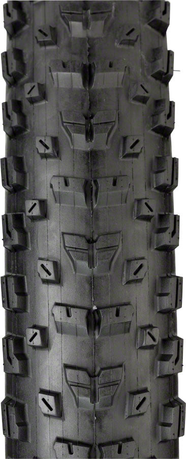 "Maxxis Rekon+ Folding Tire: 27.5 x 2.80"", 60tpi, Dual Compound, EXO, Tubeless Ready, Black"
