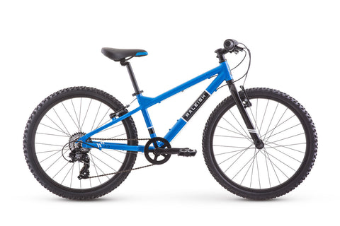 "Raleigh Rowdy 24"" Youth Mountain Bicycle"