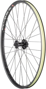 "WTB ST i23 TCS Disc Front Wheel - 26"", QR x 100mm, 6-Bolt, Black"