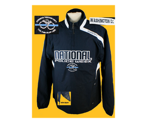 National Police Week Windjacket