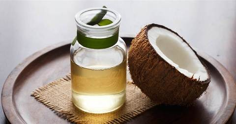 Can Natural Oils Give You Longer, Thicker Lashes? Coconut Oil.