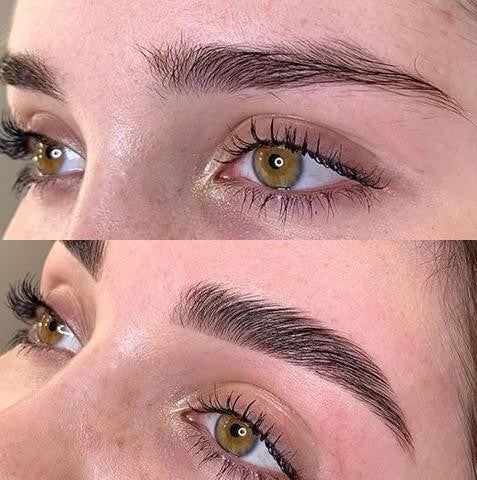 Tips on How to Manage Your Eyebrows / Brow Lamination.