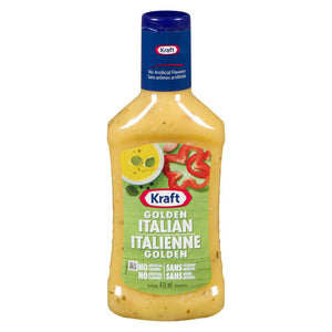 Kraft Golden Italian Dressing