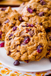 Oatmeal Cranberry Cookie Baking Kit