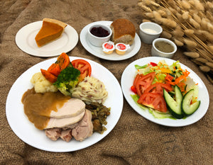 Thanksgiving Turkey Dinner Package