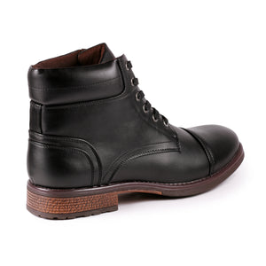 Metrocharm MC302 Men's Dress Lace Up Cap Toe Oxford Boot