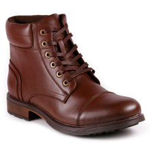 Load image into Gallery viewer, Metrocharm MC302 Men's Dress Lace Up Cap Toe Oxford Boot