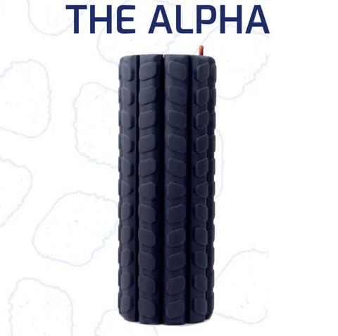 Brazyn Alpha Foam Roller showned from the front