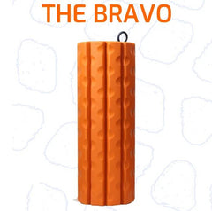 Brazyn Morph foam roller showned from the front view