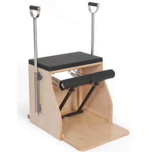 Elina Pilates Wood Combo Chair
