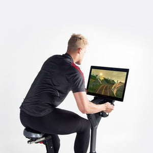Expresso GO Upright Interactive Exercise Bike