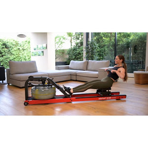 First Degree Fitness Newport Club Plus Water Rowing Machine