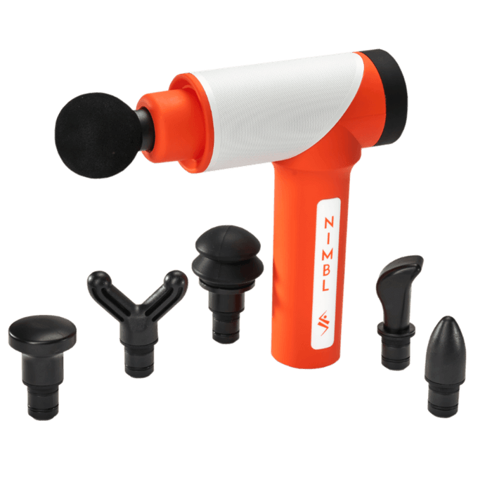 NIMBL XLMR8 Percussion Massager Gun
