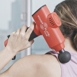 Power Plate Pulse Percussion Massage Gun