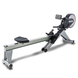 Spirit Fitness CRW800 Air and Magnetic Rowing Machine