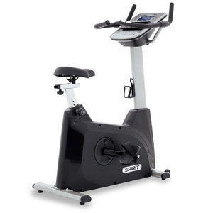 Spirit Fitness XBU55 Upright Exercise Bike