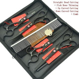 "7"" Professional Pet Grooming Kit - Pet Cache"